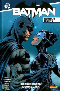 Copertina BATMAN GOTHAM NIGHTS n.2 - BATMAN: GOTHAM NIGHTS, PANINI DC