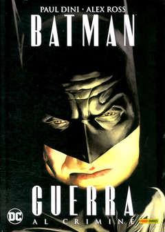 Copertina BATMAN GUERRA AL CRIMINE n. - BATMAN GUERRA AL CRIMINE, PANINI DC