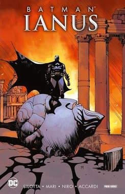 Copertina BATMAN IANUS Edizione Deluxe n. - BATMAN: IANUS (contiene litografia), PANINI DC