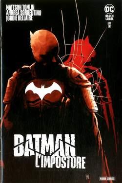 Copertina BATMAN L'IMPOSTORE (m3) n.1 - BATMAN: L'IMPOSTORE, PANINI DC