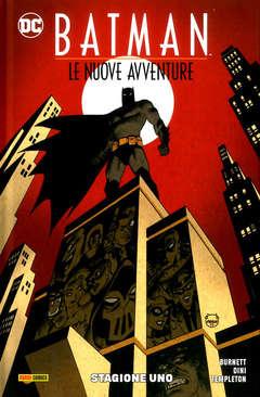 Copertina BATMAN LE NUOVE AVVENTURE n.1 - STAGIONE UNO, PANINI DC