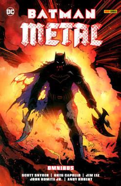 Copertina BATMAN METAL n. - BATMAN: METAL, PANINI DC