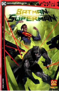 Copertina BATMAN/SUPERMAN n.15 - FUTURE STATE, PANINI DC