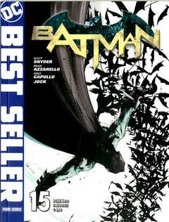 Copertina DC BEST SELLER n.15 - BATMAN DI SCOTT SNYDER & GREG CAPULLO 15, PANINI DC