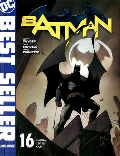 Copertina DC BEST SELLER n.16 - BATMAN DI SCOTT SNYDER & GREG CAPULLO 15, PANINI DC