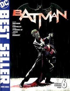 Copertina DC BEST SELLER n.6 - BATMAN DI SCOTT SNYDER & GREG CAPULLO 6, PANINI DC