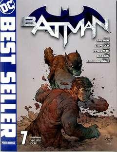 Copertina DC BEST SELLER n.7 - BATMAN DI SCOTT SNYDER & GREG CAPULLO 7CAPULLO Greg, PANINI DC