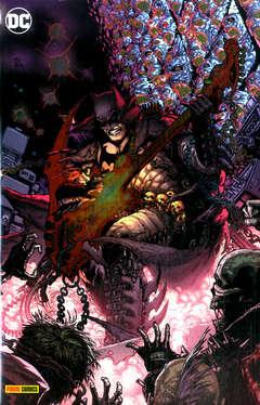 Copertina DC CROSSOVER #07 Variant n.2 - Variant Metal, PANINI DC