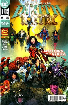 Copertina DC CROSSOVER n.12 - BATMAN: DEATH METAL 6, PANINI DC