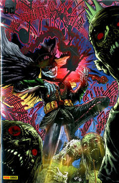 Copertina DC CROSSOVER #12 Variant n.2 - Variant Metal, PANINI DC