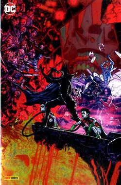 Copertina DC CROSSOVER #13 Variant n.2 - Variant Metal, PANINI DC