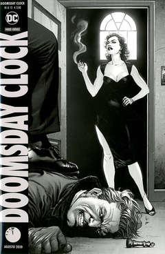 Copertina DOOMSDAY CLOCK n.10 - DOOMSDAY CLOCK, PANINI DC