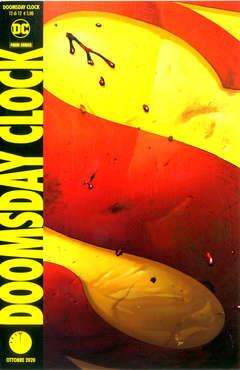 Copertina DOOMSDAY CLOCK n.12 - DOOMSDAY CLOCK, PANINI DC