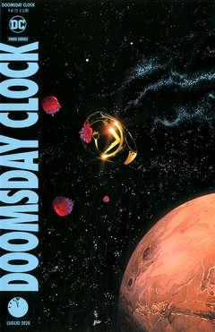 Copertina DOOMSDAY CLOCK n.9 - DOOMSDAY CLOCK, PANINI DC