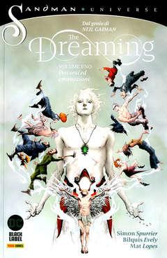 Copertina DREAMING n.1 - PERCORSI ED EMANAZIONI, PANINI DC