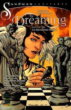 Copertina DREAMING n.3 - UN MOVIMENTO MAGICO, PANINI DC