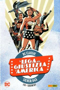 Copertina LEGA DELLA GIUSTIZIA D'AMERICA n.2 - LA LEGA DELLA GIUSTIZIA D'AMERICA, PANINI DC