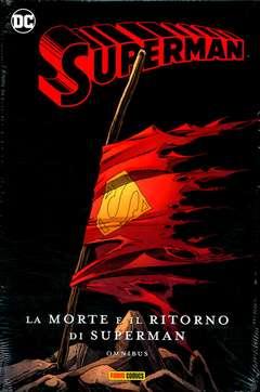 Copertina MORTE E IL RITORNO DI SUPERMAN n. - LA MORTE E IL RITORNO DI SUPERMAN, PANINI DC