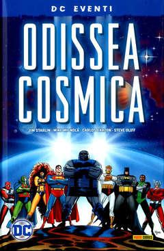 Copertina ODISSEA COSMICA n. - ODISSEA COSMICA, PANINI DC