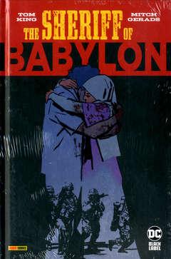Copertina SHERIFF OF BABYLON n. - SHERIFF OF BABYLON, PANINI DC