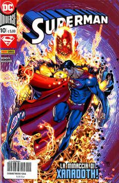 Copertina SUPERMAN n.10 - SUPERMAN, PANINI DC