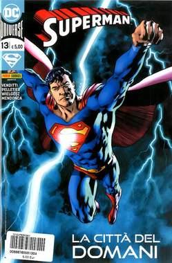 Copertina SUPERMAN n.13 - SUPERMAN, PANINI DC