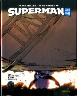 Copertina SUPERMAN ANNO UNO n. - ANNO UNO, PANINI DC