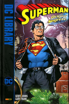 Copertina SUPERMAN ORIGINI SEGRETE n. - ORIGINI SEGRETE, PANINI DC