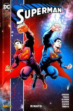 Copertina SUPERMAN RINATO n. - SUPERMAN RINATO, PANINI DC