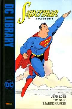 Copertina SUPERMAN STAGIONI n. - STAGIONI, PANINI DC