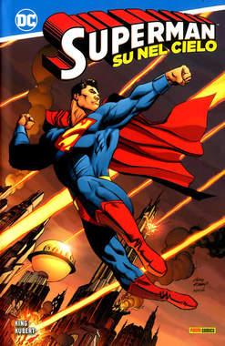 Copertina SUPERMAN SU NEL CIELO n. - SUPERMAN: SU NEL CIELO, PANINI DC