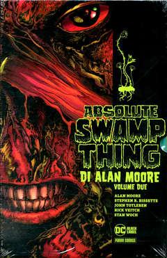 Copertina SWAMP THING DI ALAN MOORE n.2 - SWAMP THING DI ALAN MOORE, PANINI DC