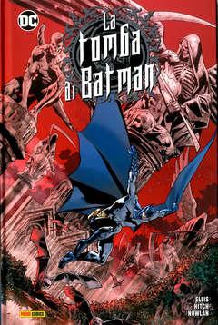 Copertina TOMBA DI BATMAN n.1 - LA TOMBA DI BATMAN, PANINI DC