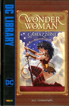 Copertina WONDER WOMAN L'AMAZZONE n. - L'AMAZZONE, PANINI DC