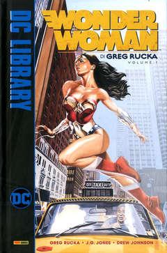 Copertina WONDER WOMAN DI GREG RUCKA n.1 - WONDER WOMAN DI GREG RUCKA, PANINI DC