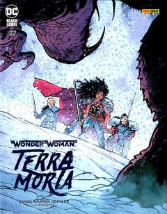 Copertina WONDER WOMAN TERRA MORTA n.2 - TERRA MORTA, PANINI DC