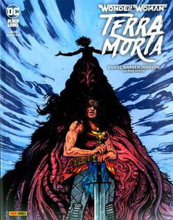Copertina WONDER WOMAN TERRA MORTA n.4 - WONDER WOMAN: TERRA MORTA, PANINI DC