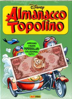 Copertina ALMANACCO TOPOLINO n.3 - ALMANACCO TOPOLINO, PANINI DISNEY