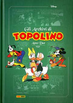 Copertina ARCHIVI DI TOPOLINO n.2 - 1950, PANINI DISNEY