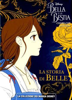 Copertina BELLA E LA BESTIA Complete Ed. n. - DISNEY PLANET 19 INIZIATIVA, PANINI DISNEY