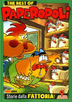 Copertina BEST OF PAPEROPOLI LA FATTORIA n. - STORIE DALLA FATTORIA!, PANINI DISNEY