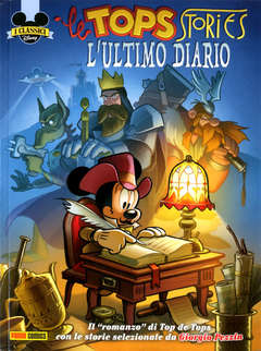 Copertina CLASSICI DISNEY n.14 - LE TOP STORIES - L'ULTIMO DIARIO, PANINI DISNEY