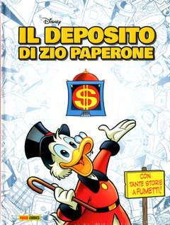Copertina DEPOSITO DI ZIO PAPERONE n. - IL DEPOSITO DI ZIO PAPERONE, PANINI DISNEY