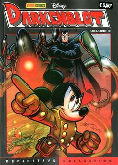 Copertina DISNEY DEFINITIVE COLLECTION n.21 - DARKENBLOT, PANINI DISNEY