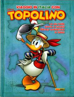Copertina VIAGGIO IN ITALIA CON TOPOLINO n. - VIAGGIO IN ITALIA CON TOPOLINO, PANINI DISNEY