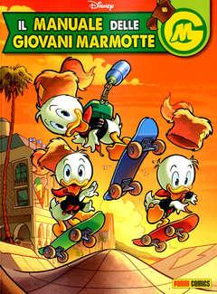 Copertina MANUALE DELLE GIOVANI MARMOTTE n.7 - IL MANUALE DELLE GIOVANI MARMOTTE, PANINI DISNEY