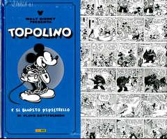 Copertina MICKEY MOUSE LE GRANDI STORIE DI GOTTFREDSON n.1 - 1934-1936, PANINI DISNEY