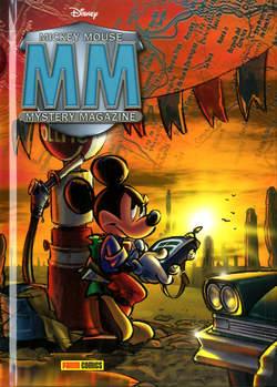 Copertina MICKEY MOUSE MYSTERY MAGAZINE n.2 - MICKEY MOUSE MYSTERY MAGAZINE, PANINI DISNEY