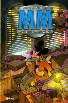 Copertina MICKEY MOUSE MYSTERY MAGAZINE n.2 - MICKEY MOUSE MYSTERY MAGAZINE 2 (m2), PANINI DISNEY