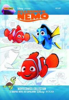 Copertina MOVIECOMICS COLLECTION Pixar n.2 - ALLA RICERCA DI NEMO, PANINI DISNEY